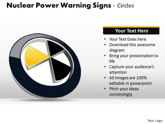 Technology Nuclear Power Warning Signs Circles PowerPoint Slides And Ppt Diagram Templates