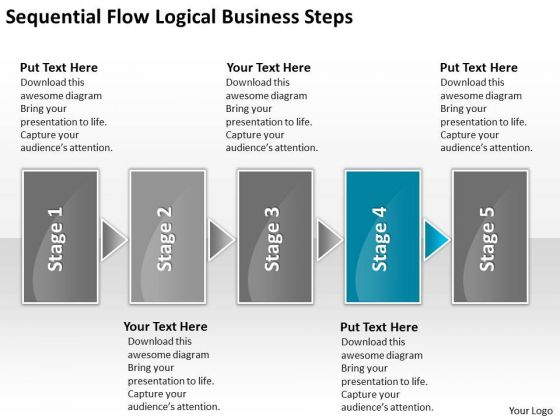 Templates Free Download Steps Writing Business Plan PowerPoint