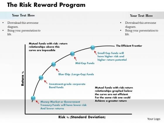 The Risk Reward Program Business PowerPoint Presentation