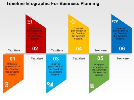 Business Plan Infographic Powerpoint Free Download 983603