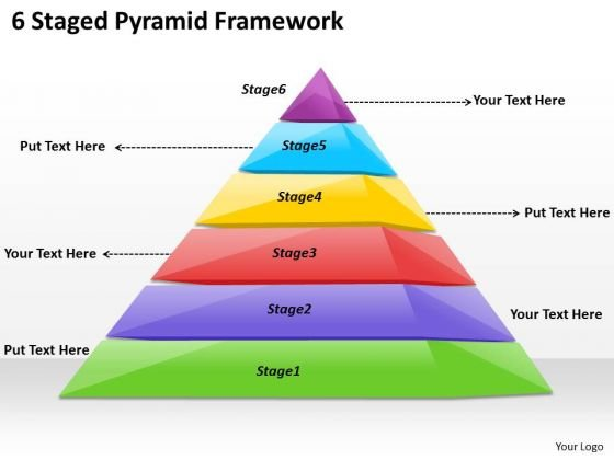 timeline_ppt_template_6_staged_pyramid_framework_1