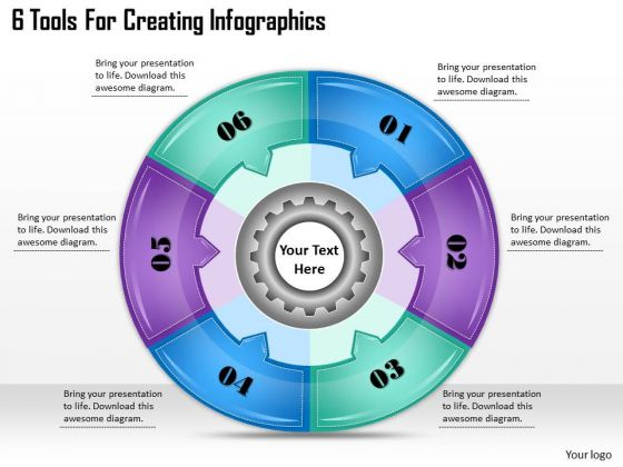 Timeline Ppt Template 6 Tools For Creating Infographics