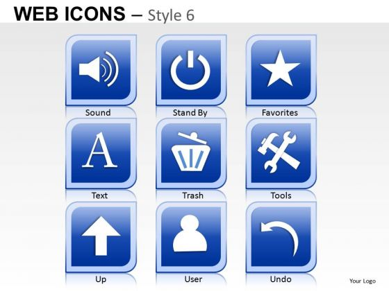 Tools Stand By Web Icons PowerPoint Slides And Ppt Diagram Templates