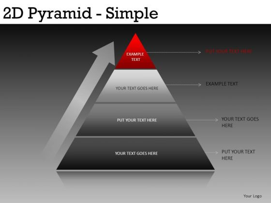 Top Of Pyramid PowerPoint Slides And Ppt Templates