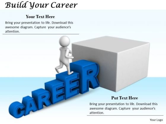 Total Marketing Concepts Build Your Career Business Statement