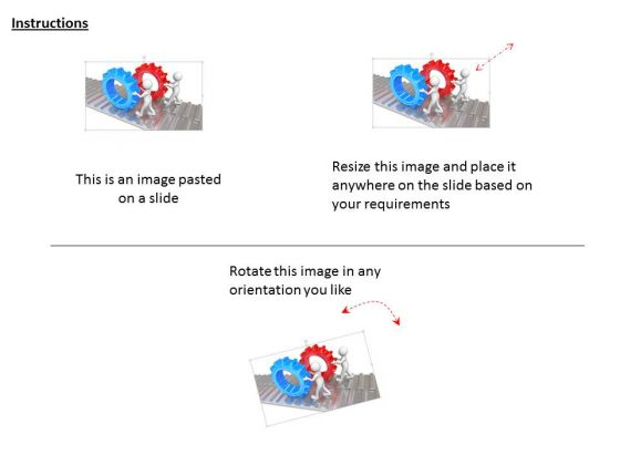 two_men_pushing_gears_powerpoint_templates_2