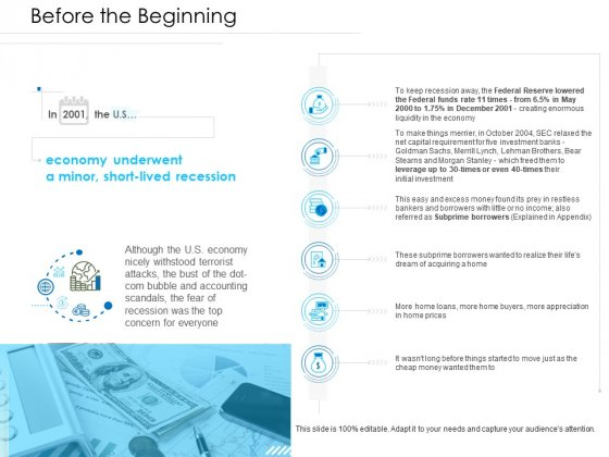 Unconventional Monetary Policy Before The Beginning Mockup PDF