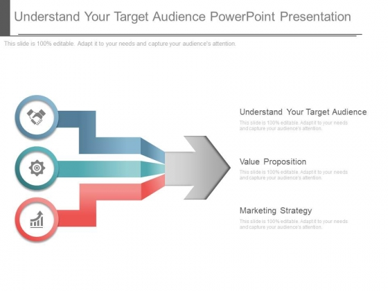 Understand Your Target Audience Powerpoint Presentation