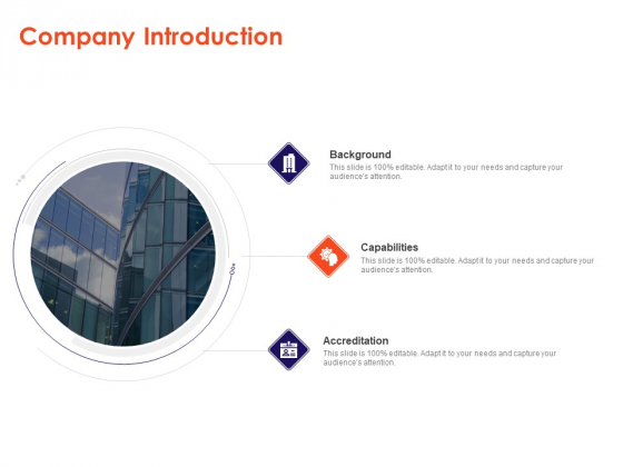 Understanding Business REQM Company Introduction Ppt Styles Influencers PDF