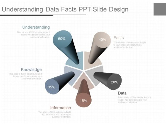 Understanding Data Facts Ppt Slide Design