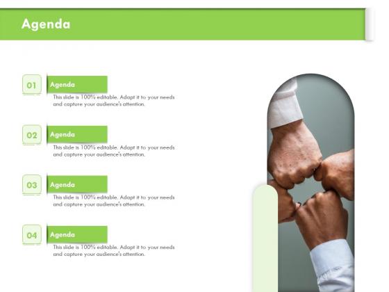 Understanding Organizational Structures Agenda Ppt Deck PDF