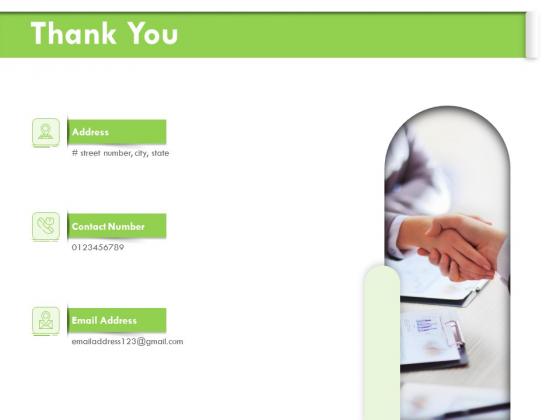 Understanding Organizational Structures Thank You Ppt Portfolio Inspiration PDF