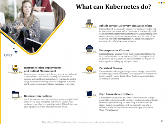 Understanding_The_Kubernetes_Concepts_And_Architecture_Ppt_PowerPoint_Presentation_Complete_Deck_With_Slides_Slide_14