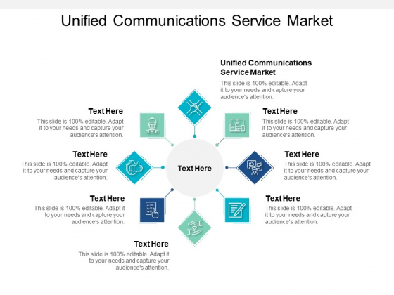 Unified Communications Service Market Ppt PowerPoint Presentation Model Information