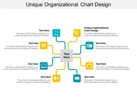 Unique Organizational Chart Design Ppt PowerPoint Presentation Background Cpb