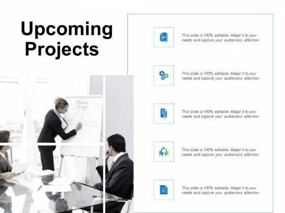 Upcoming Projects Agenda Ppt PowerPoint Presentation Summary Good