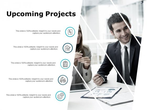 Upcoming Projects Management Ppt PowerPoint Presentation Inspiration Structure
