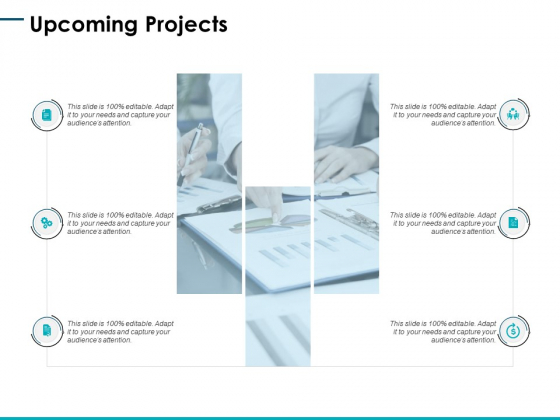 Upcoming Projects Management Ppt PowerPoint Presentation Portfolio Elements