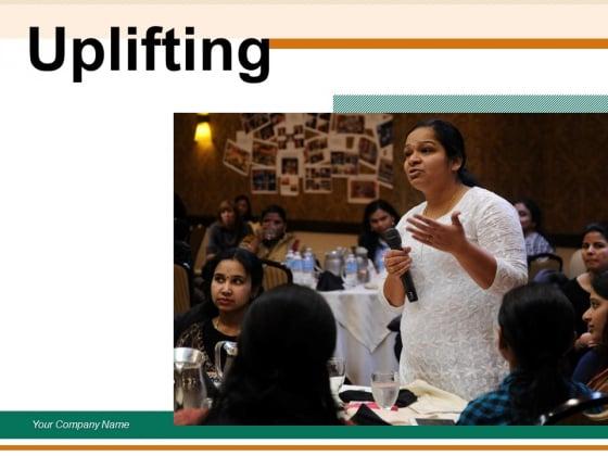 Uplifting Team Innovation Encouragement Ppt PowerPoint Presentation Complete Deck