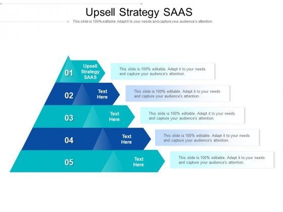 Upsell Strategy Saas Ppt PowerPoint Presentation Outline Good Cpb Pdf
