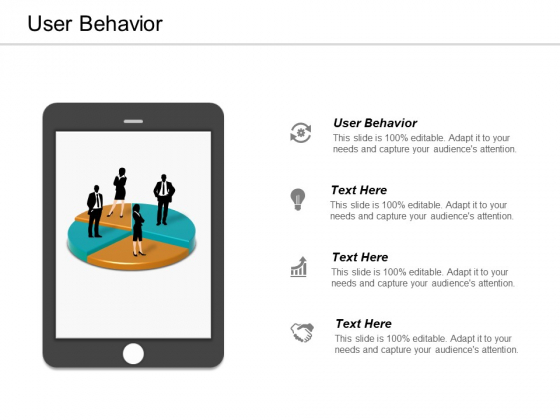 User Behaviour Ppt PowerPoint Presentation Infographic Template Model Cpb