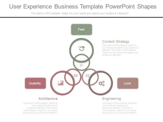 User_Experience_Business_Template_Powerpoint_Shapes_1