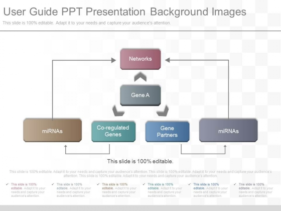 User Guide Ppt Presentation Background Images