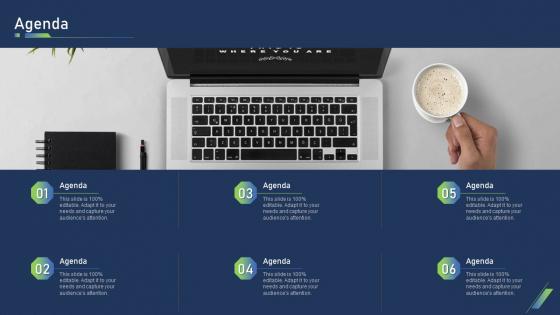 Using Bots Marketing Strategy Agenda Ppt Slides Layout Ideas PDF