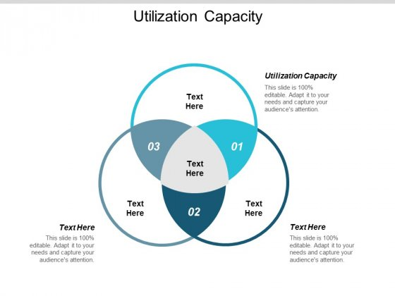 Utilization Capacity Ppt PowerPoint Presentation Outline Skills Cpb