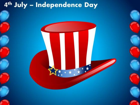 United States Independence Day PowerPoint Templates