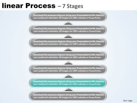 Usa Ppt Linear Process 7 Phase Diagram Project Management PowerPoint 3 Graphic