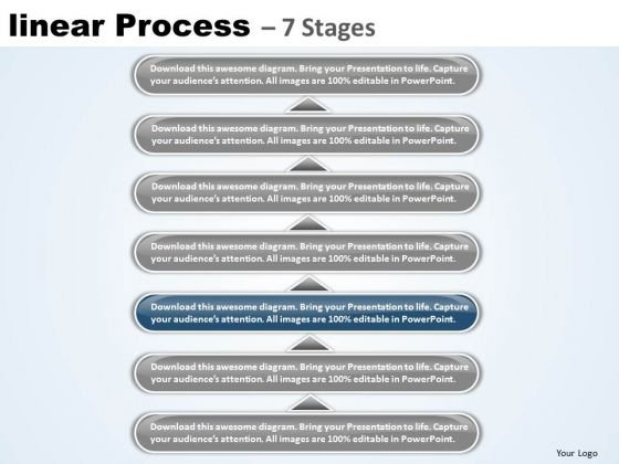 Usa Ppt Linear Process 7 Phase Diagram Project Management PowerPoint 4 Graphic