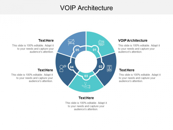 VOIP Architecture Ppt PowerPoint Presentation Portfolio Demonstration Cpb