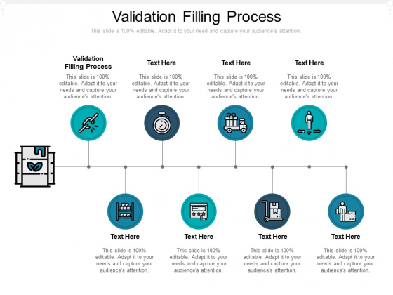 Validation Filling Process Ppt PowerPoint Presentation Ideas Objects Cpb Pdf