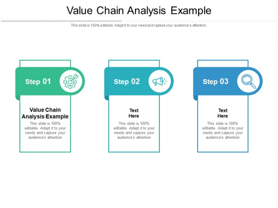 Value Chain Analysis Example Ppt PowerPoint Presentation Styles Format Cpb