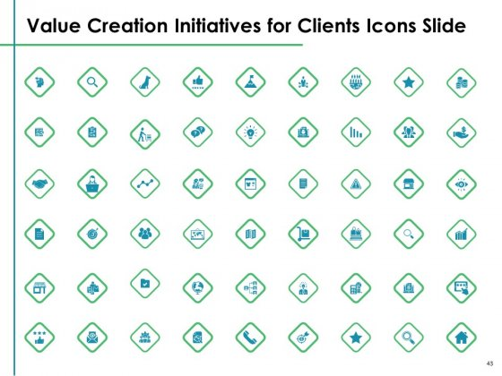 Value_Creation_Initiatives_For_Clients_Ppt_PowerPoint_Presentation_Complete_Deck_With_Slides_Slide_43