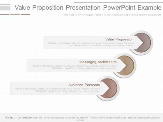 Value Proposition Presentation Powerpoint Example