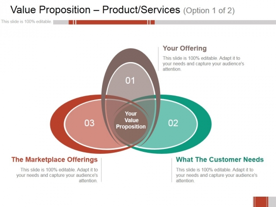 Value Proposition Product Services Template Ppt PowerPoint Presentation Slides Layouts