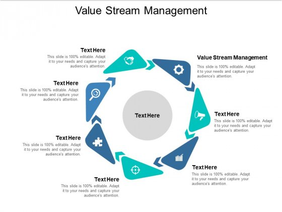 Value Stream Management Ppt PowerPoint Presentation Gallery Example Cpb