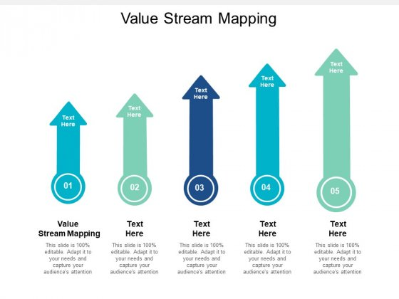 Value Stream Mapping Ppt PowerPoint Presentation Inspiration Information Cpb