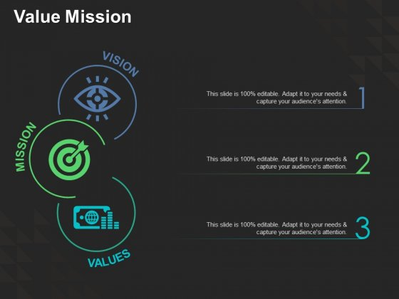 Values Mission Ppt PowerPoint Presentation Gallery Demonstration