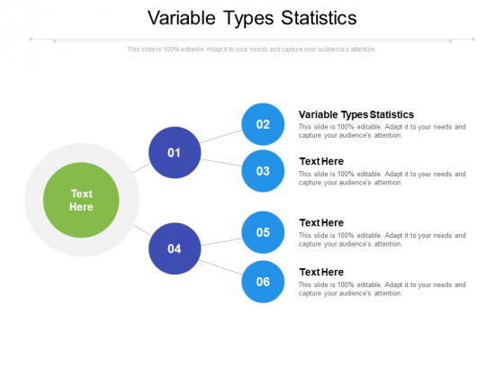 Variable Types Statistics Ppt PowerPoint Presentation Inspiration Summary Cpb Pdf