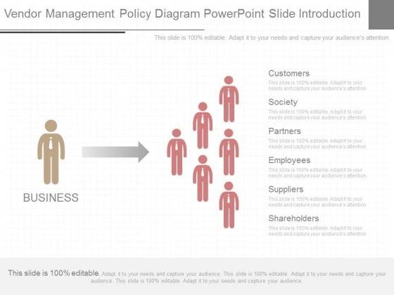 Vendor_Management_Policy_Diagram_Powerpoint_Slide_Introduction_1