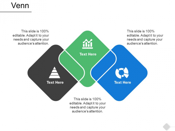 Venn And Sales Reveniew Ppt PowerPoint Presentation File Example