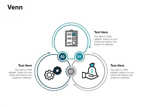 Venn And Sales Review Ppt PowerPoint Presentation File Format Ideas