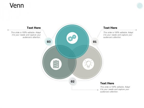 Venn And Slaes Review Ppt PowerPoint Presentation Visual Aids Infographic Template