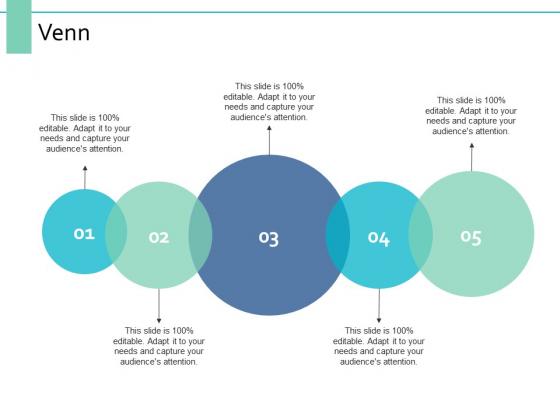 Venn Business Management Ppt PowerPoint Presentation Slides Infographics