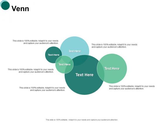 Venn Circular Process Ppt PowerPoint Presentation Design Ideas