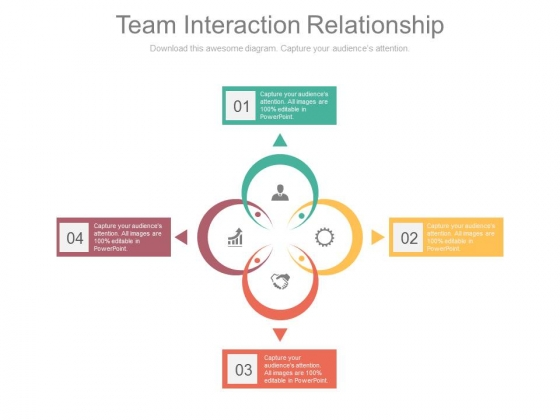 venn diagram for team strategy and planning powerpoint slides