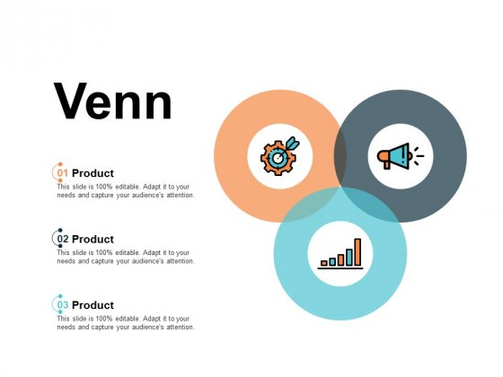 Venn Icon Process Ppt PowerPoint Presentation Gallery Graphics Example